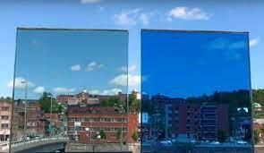dimming glass film