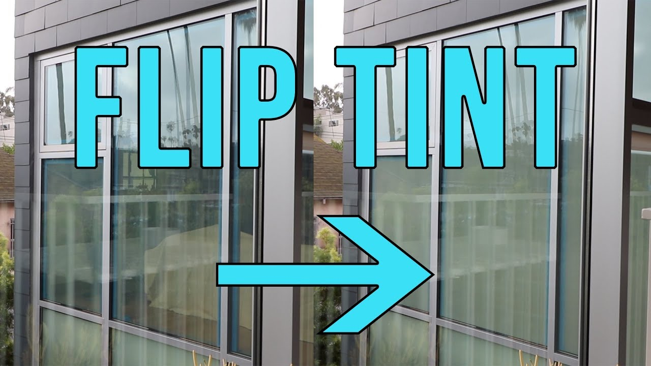 electric controlled window film